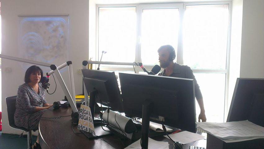 inese galante radio intervija 2013