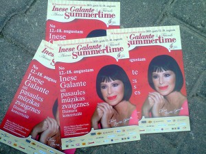summertime aicina inese galante 2013