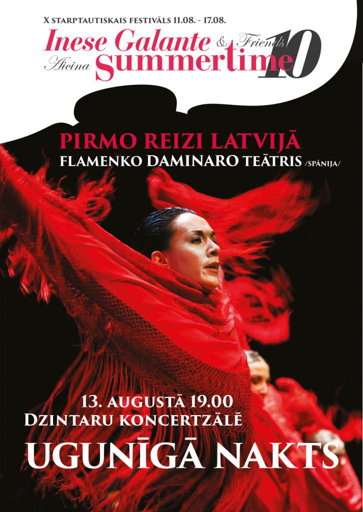 Summertime 2014 Dzintari Ineses Galantes Fonds Flamenko_JPG